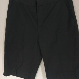 Ralph Lauren black shorts size 12.